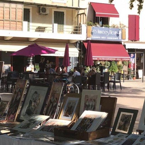 Marktplatz Impressionen